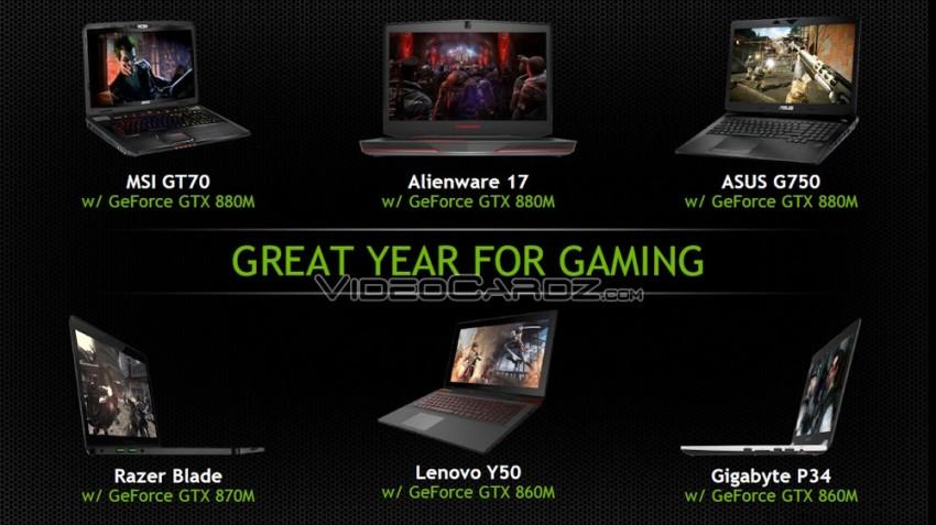 NVIDIA GeForce GT(X) 800M series presentation (8)