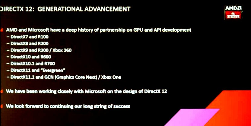 Microsoft announces DirectX 12, coming 2015 | VideoCardz com