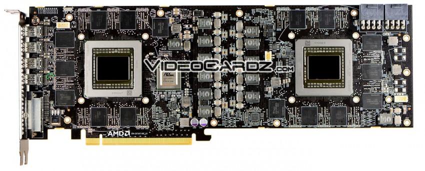 AMD Radeon R9 295X2 PCB