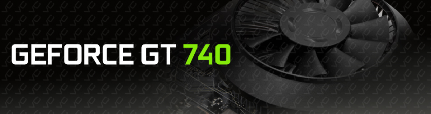 GeForce GT 740 header