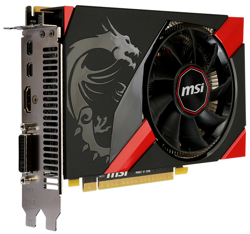 MSI announces Radeon R9 270X GAMING 2G ITX | VideoCardz com