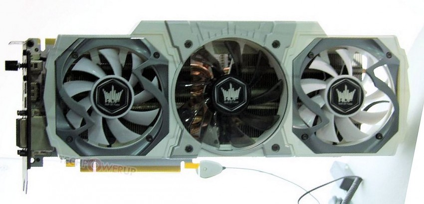 Galaxy GeForce GTX 780 Ti HOF V20 (2)