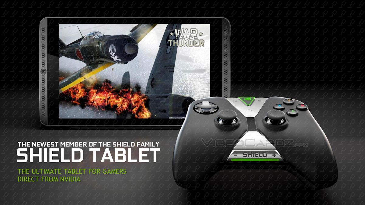 NVIDIA SHIELD Tablet (2)