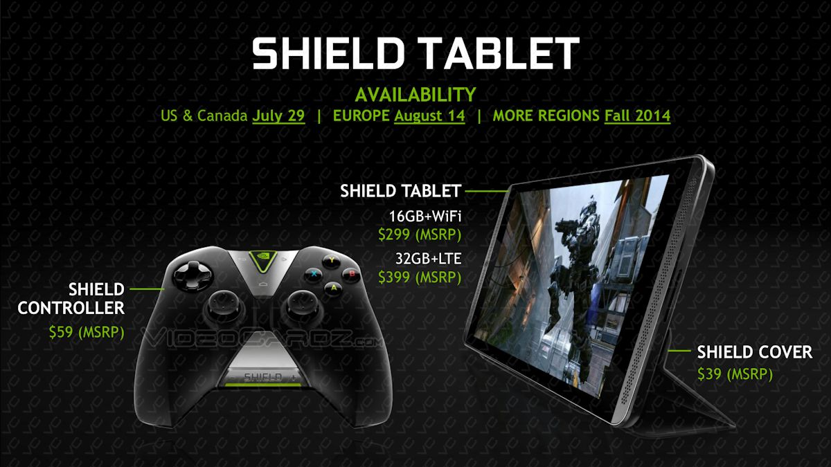 NVIDIA SHIELD Tablet (9)