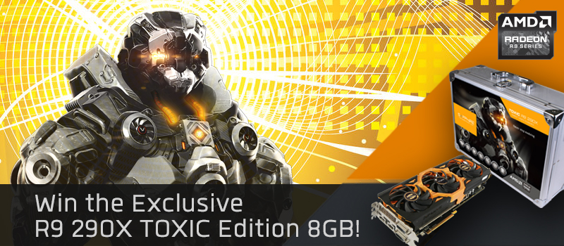 Sapphire Radeon 290X TOXIC 8GB