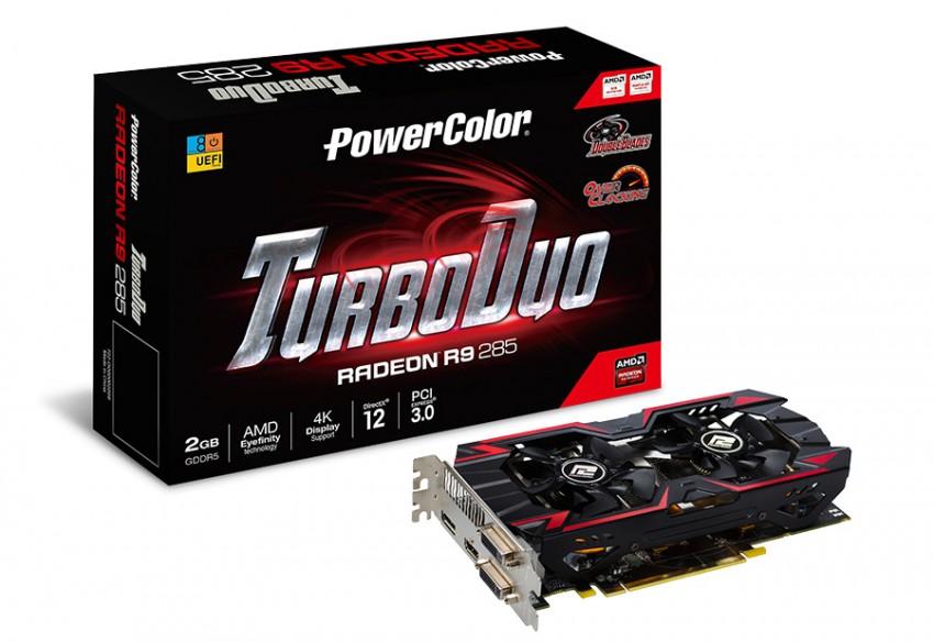 PowerColor Radeon R9 285 TurboDuo (1)
