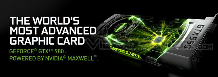 NVIDIA GeForce GTX 980 Header