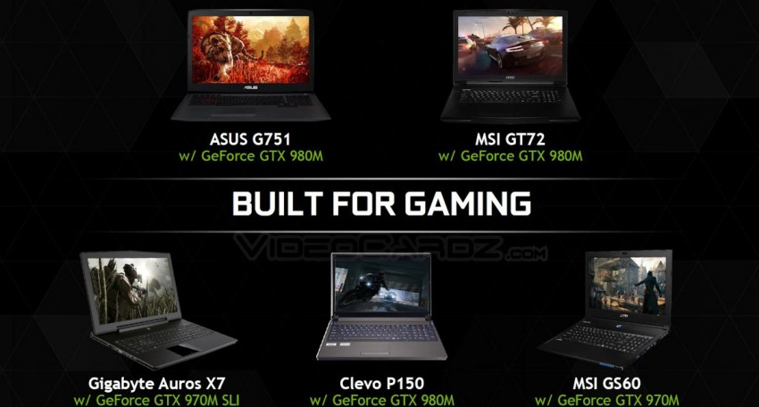 NVIDIA Geforce GTX 980 970M (3)