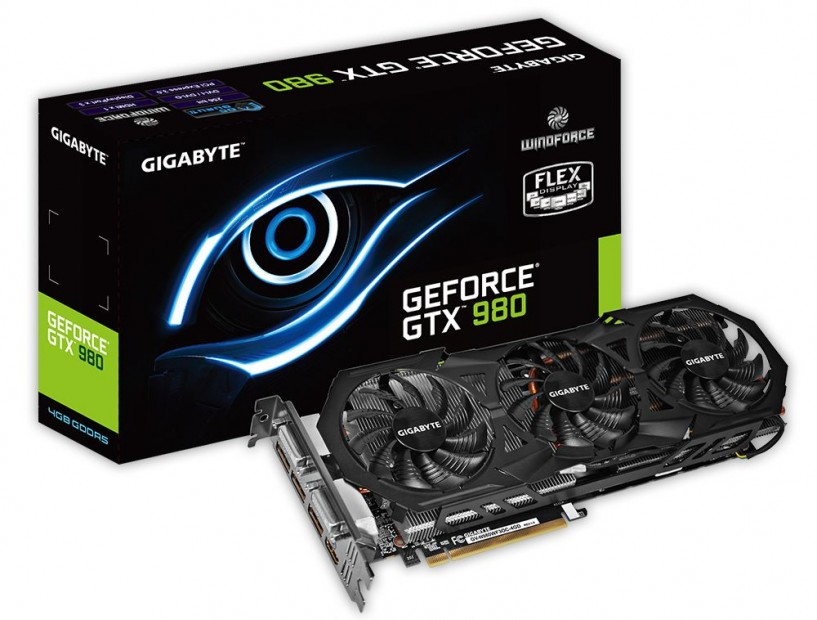 Gigabyte GTX 980 970 WindForce3X (1)