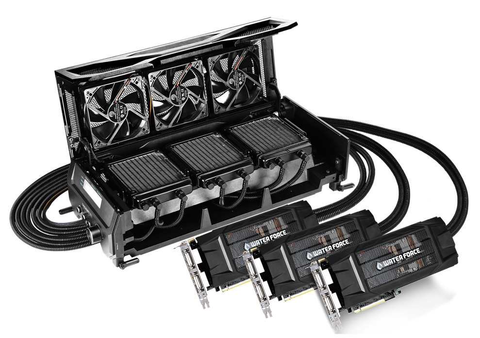 Gigabyte GTX 980 WaterForce (2)
