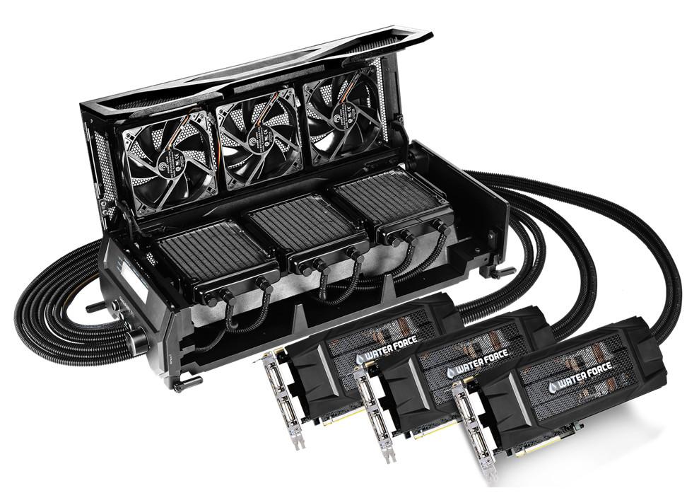 Gigabyte GTX 980 WaterForce (2)
