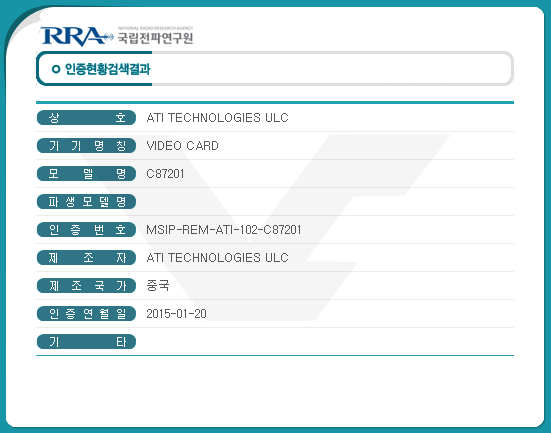 AMD C870 board