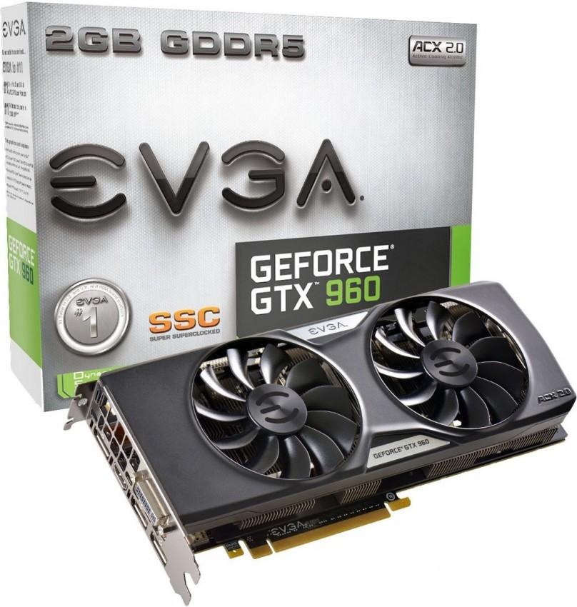 EVGA GTX 960 SSC (1)