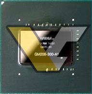 NVIDIA GM206 GPU