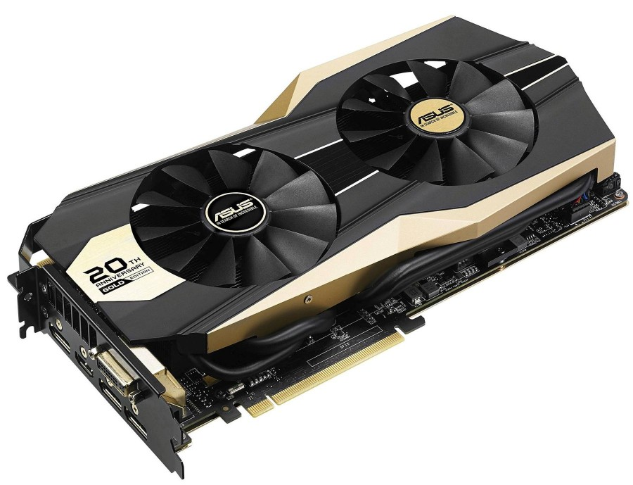 ASUS GTX 980 GOLD EDITION (9x)