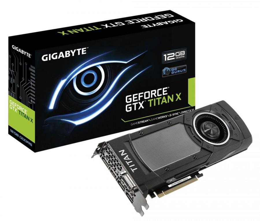 Gigabyte GTX TITAN X (2)