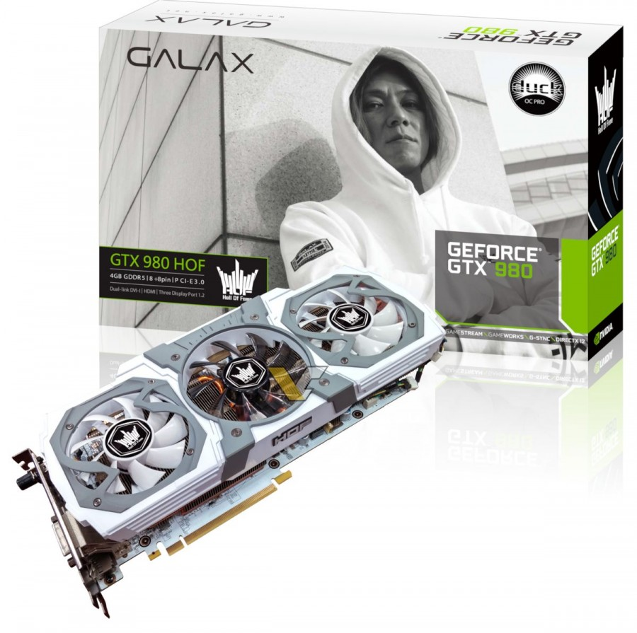 GALAX GTX 980 HOF DUCK Edition (2)