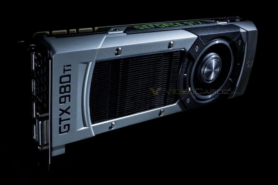 GTX 980 Ti stylized