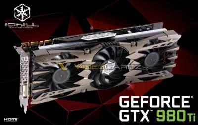 Inno3d  GF GTX 980TI