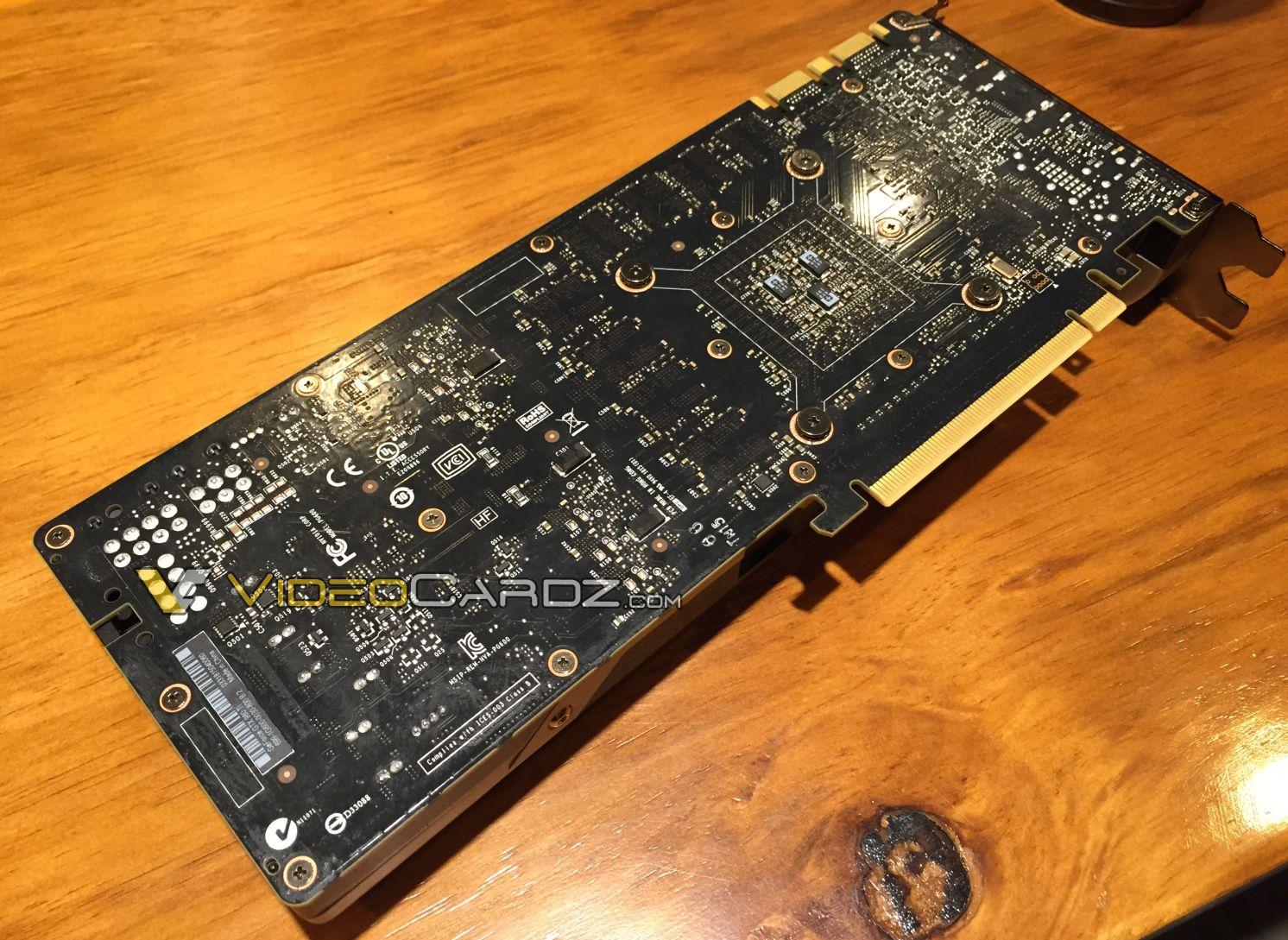 NVIDIA GeForce GTX 980 Ti GPU-Z specifications | VideoCardz com