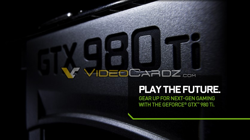 NVIDIA GeForce GTX 980 Ti header