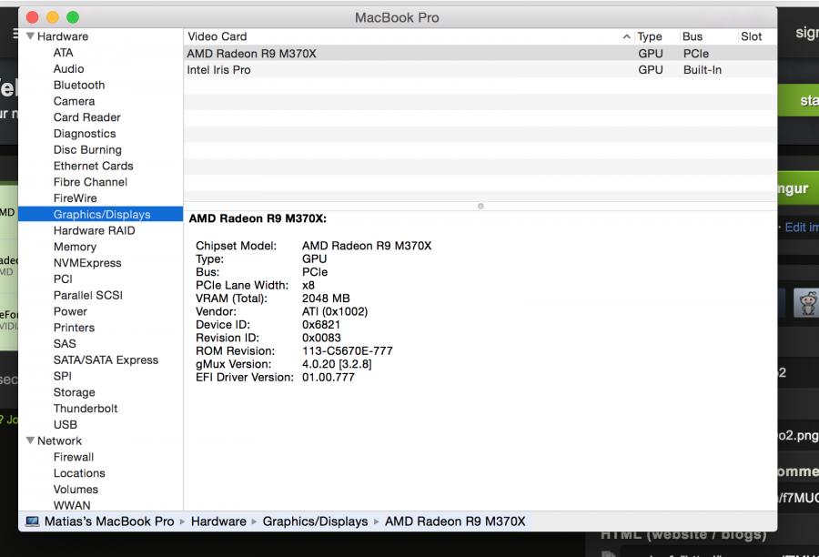 R9 M370X DeviceID