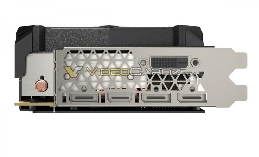 ZOTAC GTX 980 TI AMP EXTREME(ZT-90505-10P) (3)