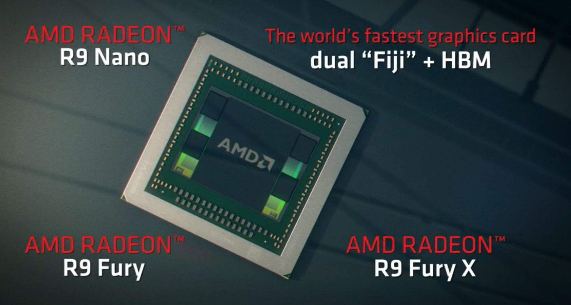 AMD Fury series