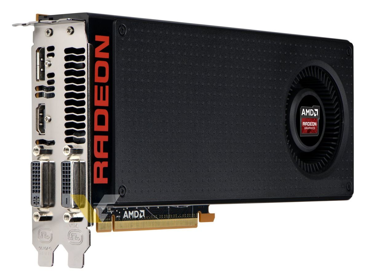 AMD officially introduces Radeon 300