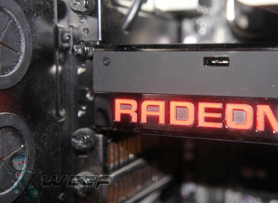 AMD Radeon Fury X Logo