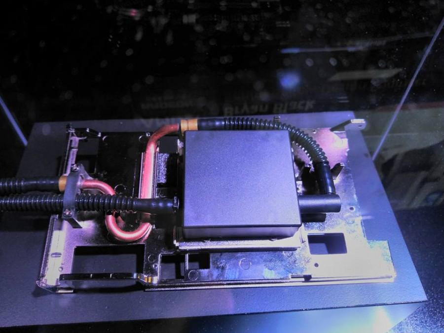 AMD Radeon R9 Fury X water pump