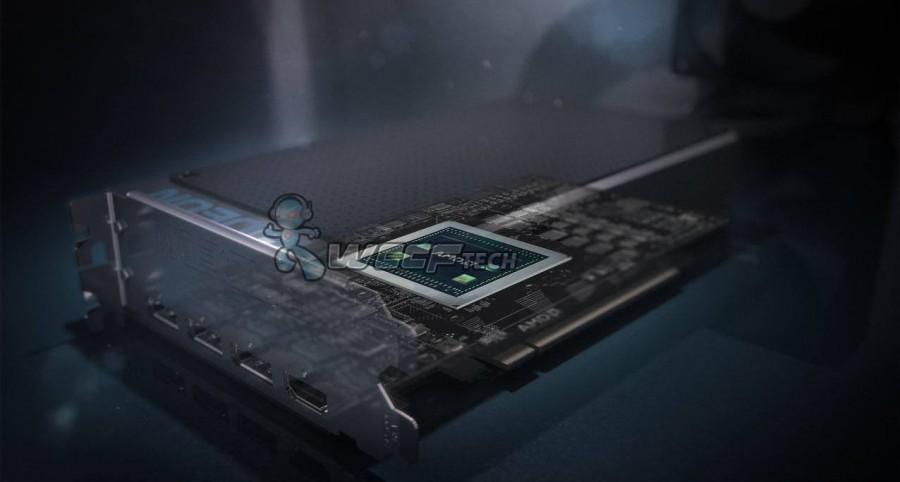 AMD Radeon R9 Fury exposed