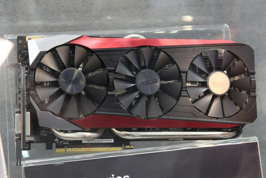 ASUS STRIX GTX 980 Ti picture
