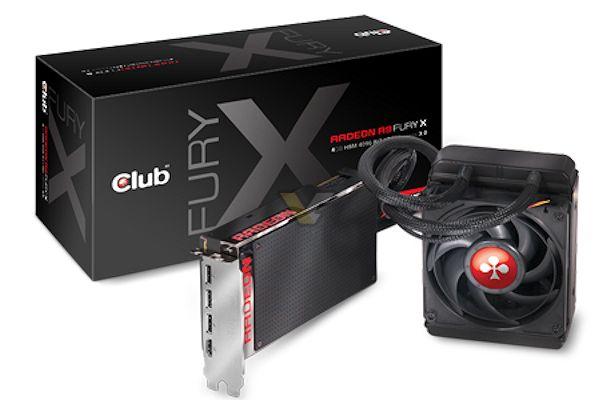 Club3D Fury X