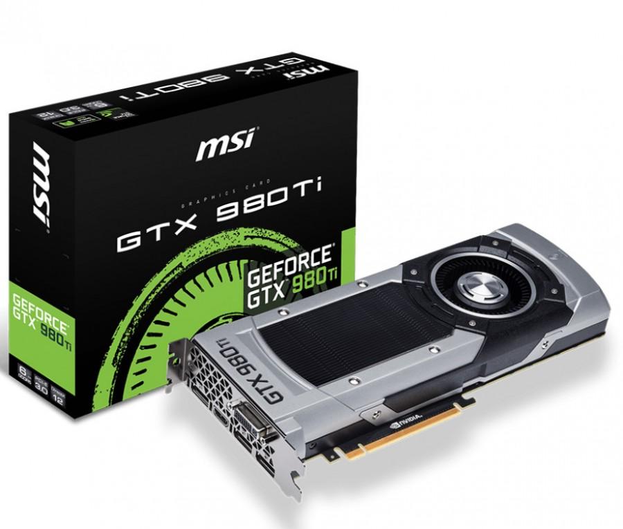 MSI GTX 980 TI  (1)