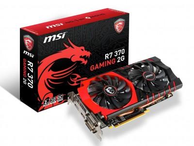 MSI R7 370 GAMING 2G 1