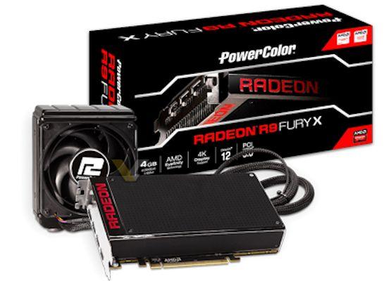 PowerColor Fury X