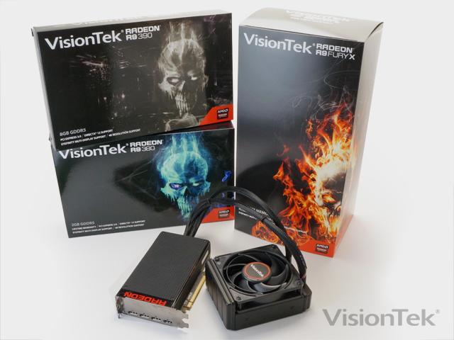 VisionTekFuryX
