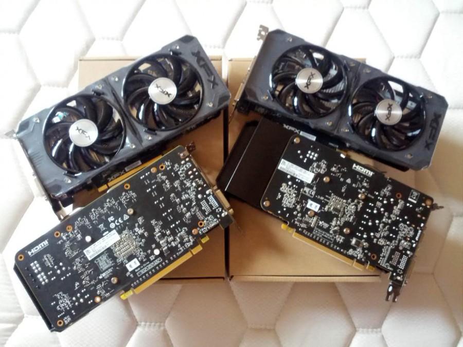 XFX R9 380 R7 360
