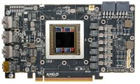 AMD Radeon R9 Fury PCB