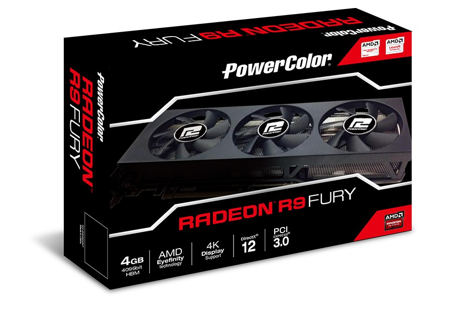 PowerColor R9 FURY 4GB HBM (3)