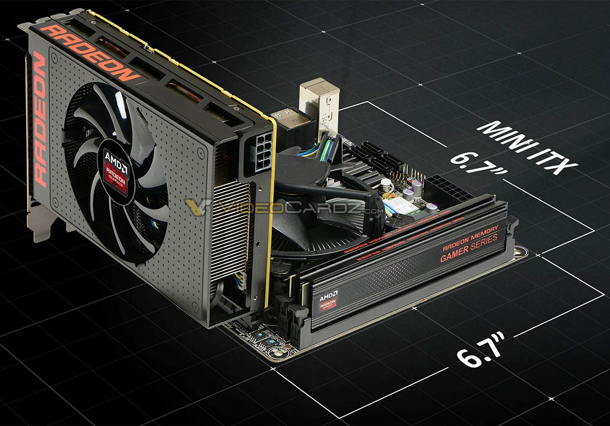 AMD Radeon R9 Nano to compete against GeForce GTX 970 in Mini-ITX