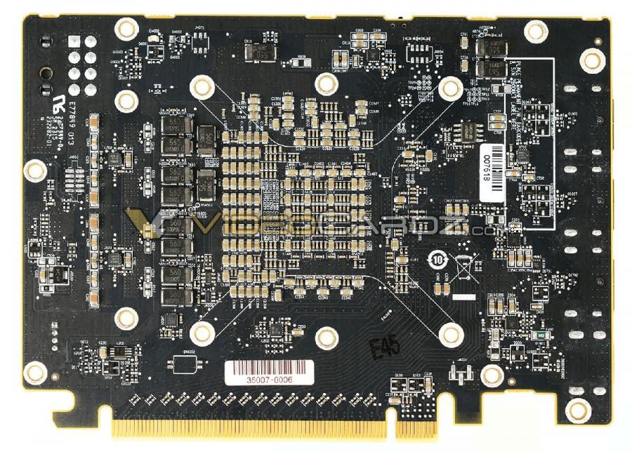 AMD Radeon R9 Nano PCB BACK