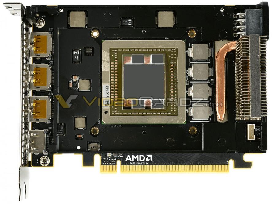 AMD Radeon R9 Nano PCB