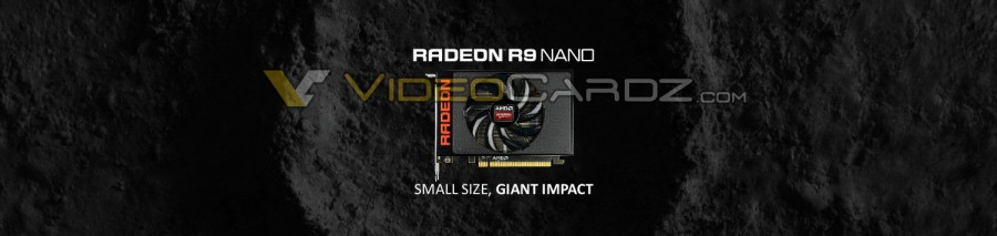 AMD Radeon R9 Nano Presentation 1