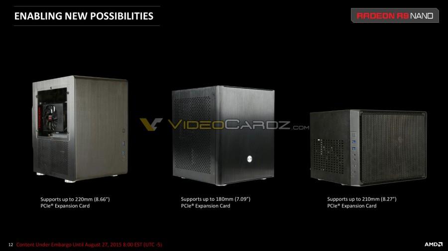 AMD Radeon R9 Nano Presentation 12