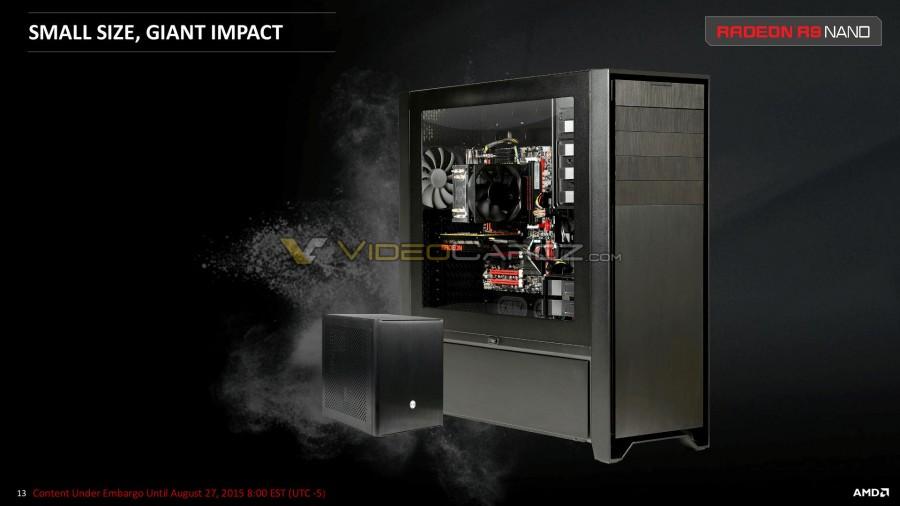 AMD Radeon R9 Nano Presentation 13