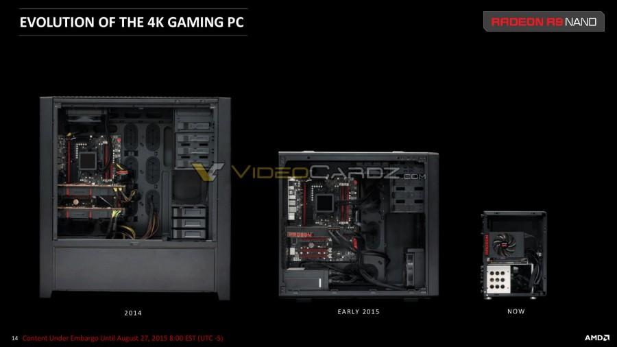 AMD Radeon R9 Nano Presentation 14