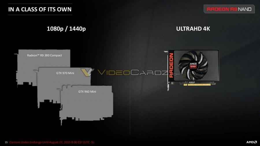 AMD Radeon R9 Nano Presentation 15