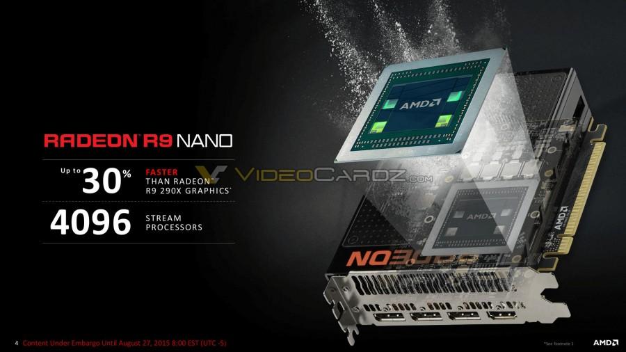 AMD Radeon R9 Nano Presentation 4